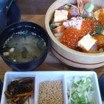 小樽海鮮丼エン - 海鮮ひつまぶし