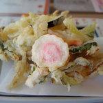 59739794 - 地野菜のかき揚げ200円