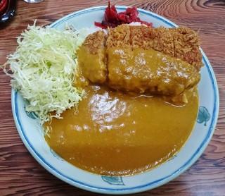 なか野 - カツカレー 900円