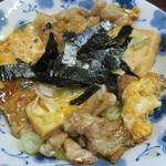 米山 - 肉豆腐