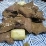 米山 - タン炒め