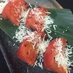 トマトバジルチーズ
