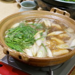 料亭 濱乃家 - きりたんぽ鍋