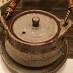 59743832 - 蛤の土瓶蒸し