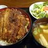 昭和軒 - 料理写真:16/12/04 ソースカツ丼