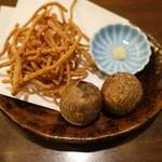 赤坂 蕎介 - きぬかつぎ