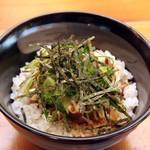 大正麺業 - チャーシュー丼