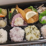 おべんとうのヒライ - 料理写真:2016/10