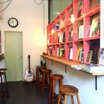 ロングウォーク コーヒー - 店内