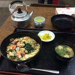 中西食堂 - 曙丼