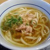 なか卯 - 料理写真:「鶏塩うどん(並)」490円也。税込。