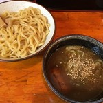 つけ麺 鵜の木堂 - つけめん / 750円