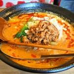 麺や 蓮と凜 - 白胡麻担々麺