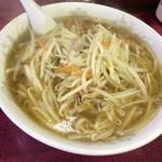 中華料理 珍萬 - もやしそば600円