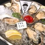 オイスターバー&イタリアン バールバールプロペッチョ - 牡蠣6P