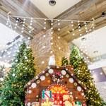 天音 - 吉祥寺駅のクリスマスツリー
