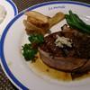 ル・モンド - 料理写真:ランチのヒレステーキ150g 1,800円