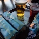 59757927 - ギョウザドック&生ビール&ホットワイン
