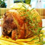 トスカーナ - ★豚バラ肉の香草ロースト「ポルケッタ」