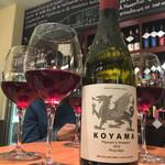 自然派ワインのお店 オーガリ - コマヤ