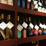自然派ワインのお店 オーガリ - 国内ワインもいろいろ