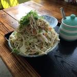 59763030 - 猪豚野菜そば