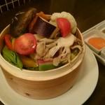 下北沢BARU - 野菜のアラヴァプール