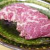 菊陽食肉センター - 料理写真:極上馬刺一番