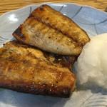 季節料理 三味 - さば塩焼