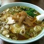 栄珍石原 - 料理写真:チャシュ麺