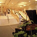 シーサイドホテル舞子ビラ神戸 - エントランス付近