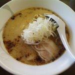 ラーメン麺志郎 - みそラーメン