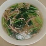 59770028 - 搾菜湯麺