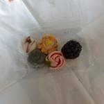 小林菓子舗 - 料理写真:もぐたん せれくと
