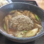 59775901 - 魚介豚骨うどん(並)
