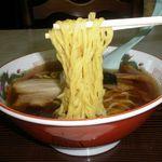 二本松バイパスドライブイン - 麺