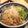 松月庵 - 料理写真:おろしそば(冷)