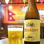 PARI - ビールはキリンかアサヒ。 (^∀^)ノ