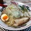 宮島ラーメン安芸侍 - 料理写真:宮島ラーメン+ネギ