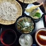 丸八たきや - 料理写真:そば道楽     ¥1600