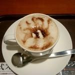 上島珈琲店 - 沈んでいく。。