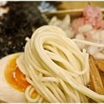 海坂屋 - 滑らかな麺です。