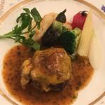 KKRホテル東京 - 国産牛フィレ肉のベアルネーズグラチネ シャスールソース