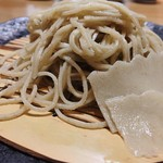 いまふく - 細切り蕎麦 長崎産  半量