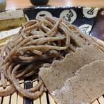59784632 - 南会津産  黒蕎麦 半量