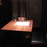 ケムリ 参 - テーブル席の様子