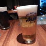 ケムリ 参 - 生ビール