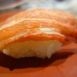 回転寿司 花いちもんめ - 料理写真:ずわいがに