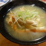 回転寿司 花いちもんめ - 蟹てっぽう汁
