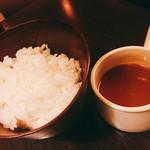 燻製ダイニングGAGA - 燻製たまごかけご飯